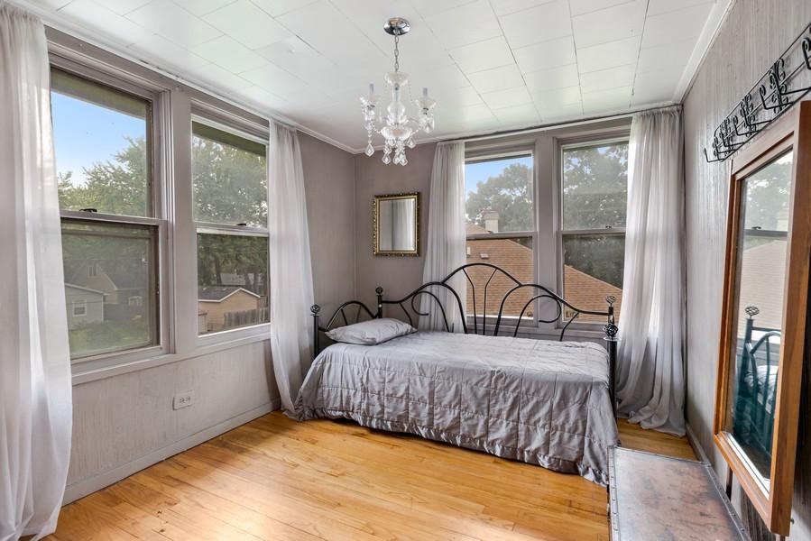 Real Estate Photography - 1320 Dolo Rosa Vista, Crystal Lake, IL, 60014 - 3rd Bedroom