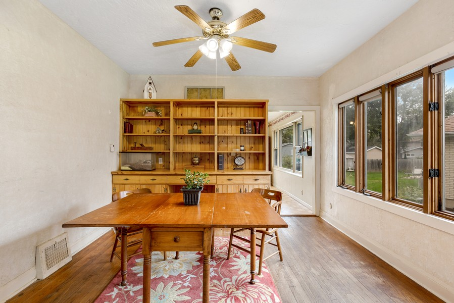 Real Estate Photography - 1320 Dolo Rosa Vista, Crystal Lake, IL, 60014 - Dining Room