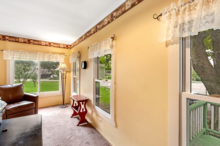 Real Estate Photography - 1320 Dolo Rosa Vista, Crystal Lake, IL, 60014 - Office
