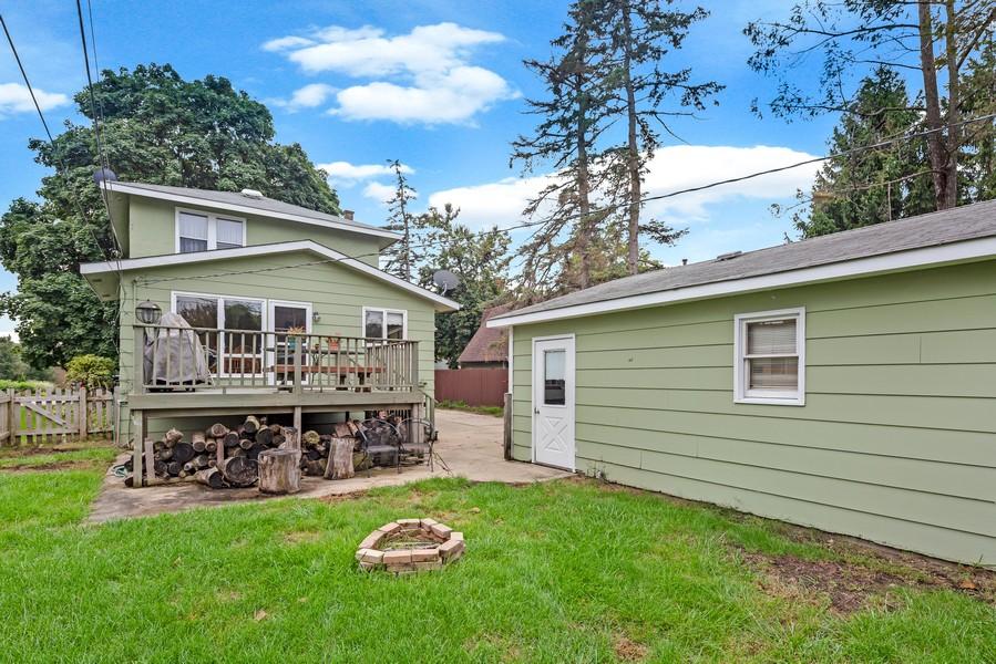 Real Estate Photography - 1320 Dolo Rosa Vista, Crystal Lake, IL, 60014 - Rear View