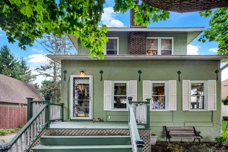 Real Estate Photography - 1320 Dolo Rosa Vista, Crystal Lake, IL, 60014 - Entryway