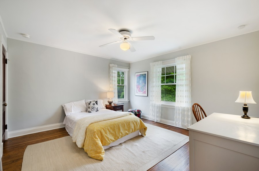 Real Estate Photography - 2749 Woodbine Avenue, Evanston, IL, 60201 - 3rd Bedroom