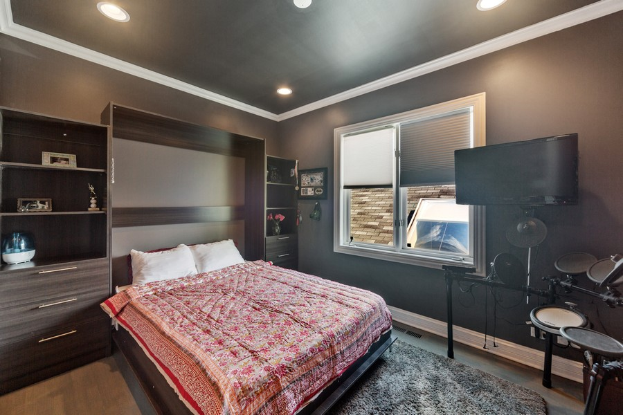 Real Estate Photography - 1951 W Huron St, Chicago, IL, 60622 - 4th Bedroom
