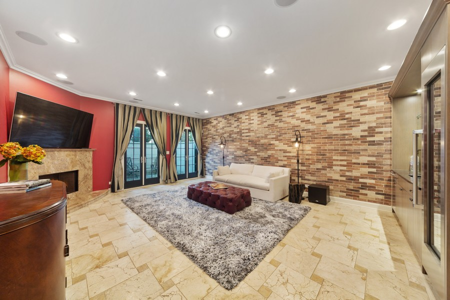 Real Estate Photography - 1951 W Huron St, Chicago, IL, 60622 - Lower Level