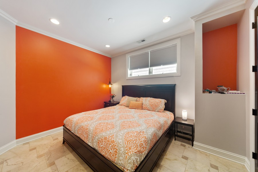 Real Estate Photography - 1951 W Huron St, Chicago, IL, 60622 - Bedroom