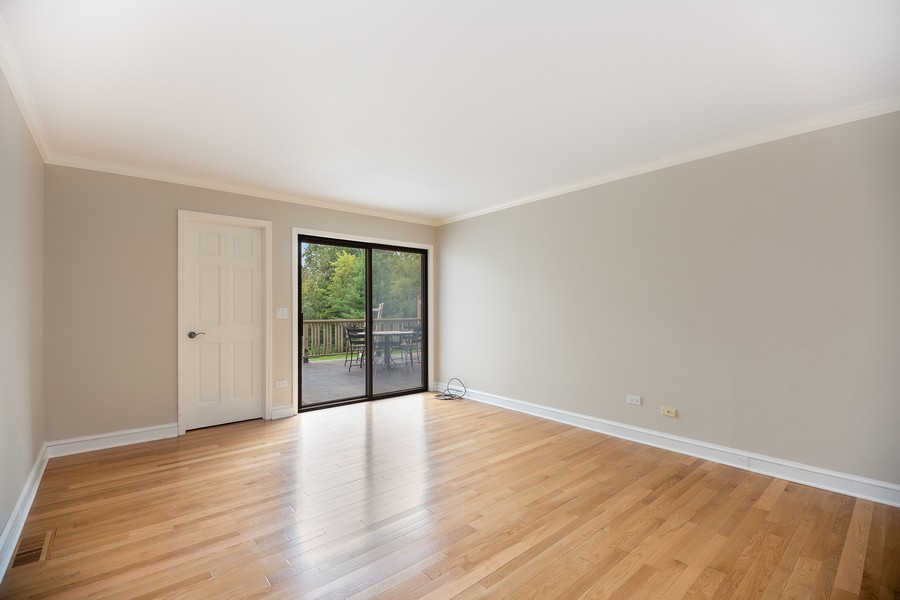 Real Estate Photography - 3 Sara Lane, Barrington, IL, 60010 - Bedroom