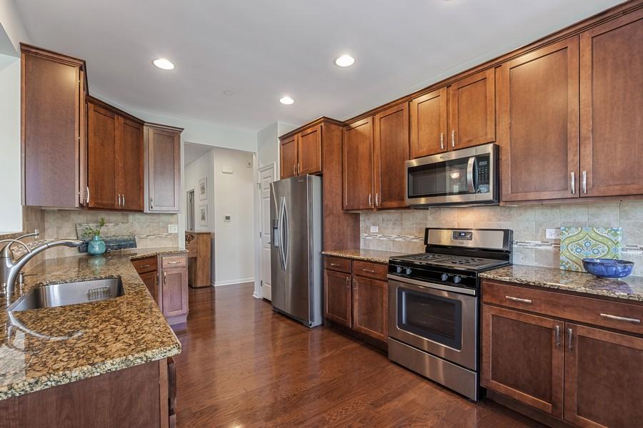 Real Estate Photography - 1698 Patriot Blvd, Glenview, IL, 60026 - Kitchen