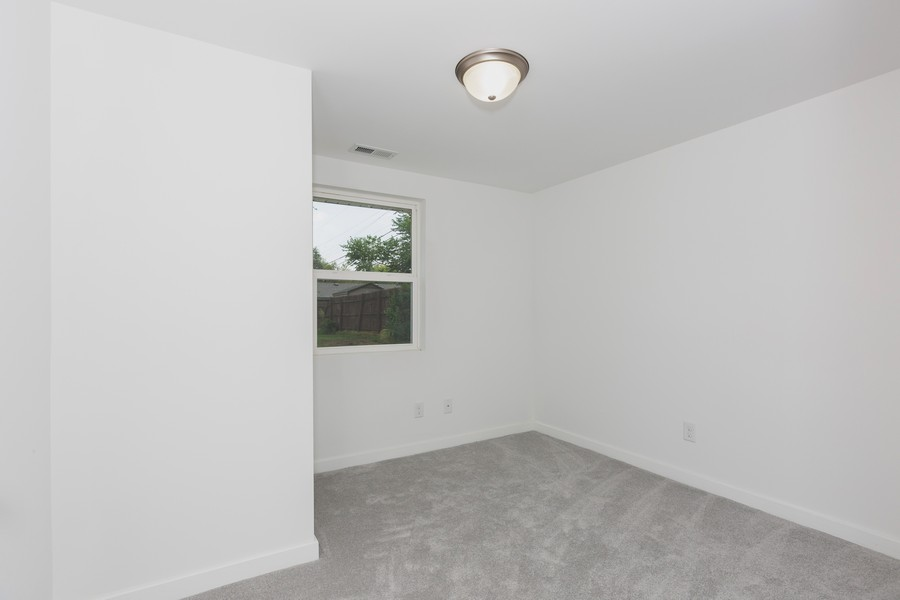 Real Estate Photography - 405 Bass Street, Wilmington, IL, 60481 - Bedroom