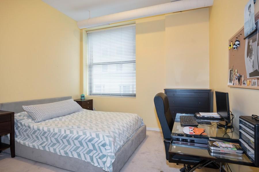 Real Estate Photography - 6 E Monroe, 602, Chicago, IL, 60603 - Bedroom