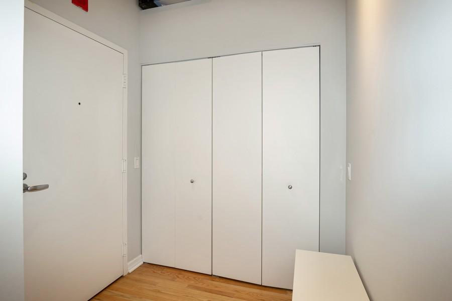 Real Estate Photography - 6 E Monroe, 602, Chicago, IL, 60603 - Hallway