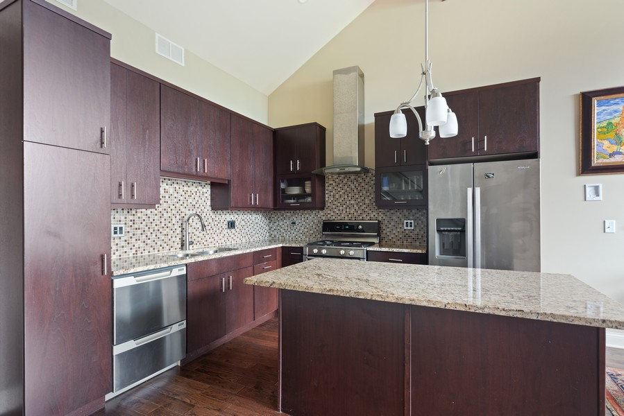 Real Estate Photography - 1505 W. Walton, #3, Chicago, IL, 60622 - Kitchen