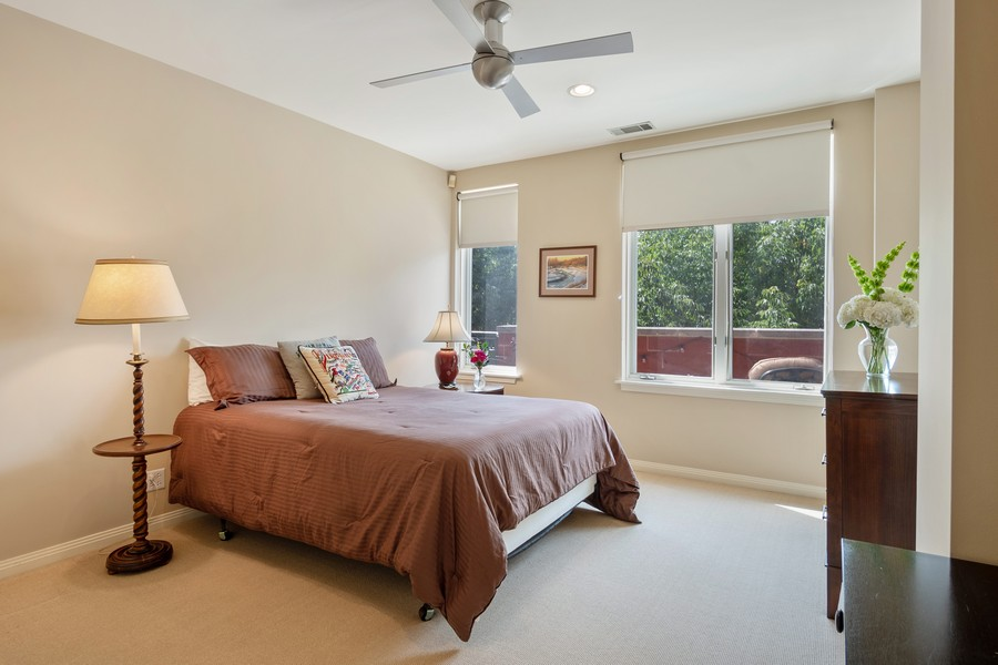 Real Estate Photography - 1414 N Wells St, Apt 311, Chicago, IL, 60610 - Bedroom