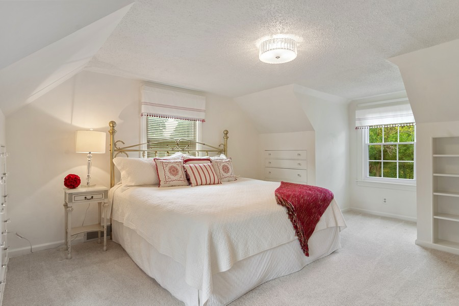 Real Estate Photography - 713 N Hickory, Arlington Heights, IL, 60004 - Master Bedroom