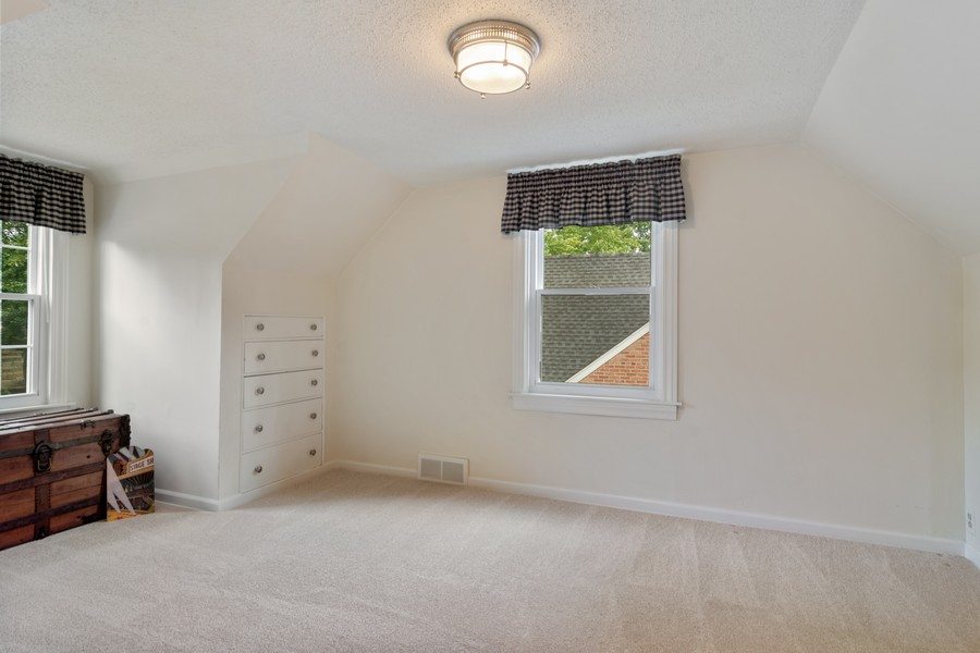 Real Estate Photography - 713 N Hickory, Arlington Heights, IL, 60004 - 2nd Bedroom