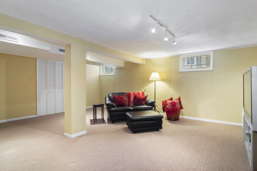Real Estate Photography - 713 N Hickory, Arlington Heights, IL, 60004 - Lower Level