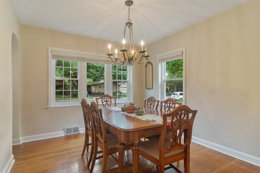 Real Estate Photography - 713 N Hickory, Arlington Heights, IL, 60004 - Dining Room