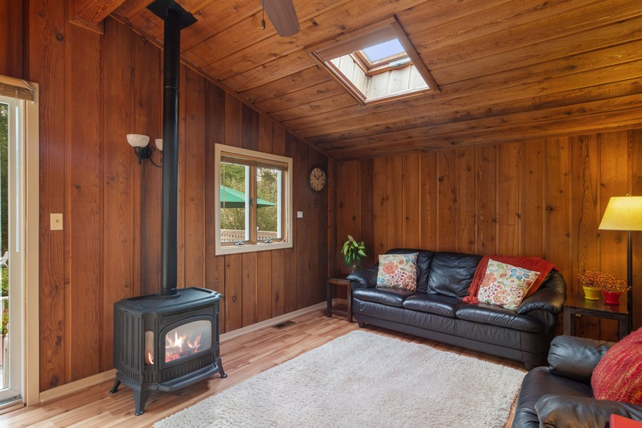 Real Estate Photography - 713 N Hickory, Arlington Heights, IL, 60004 - Family Room