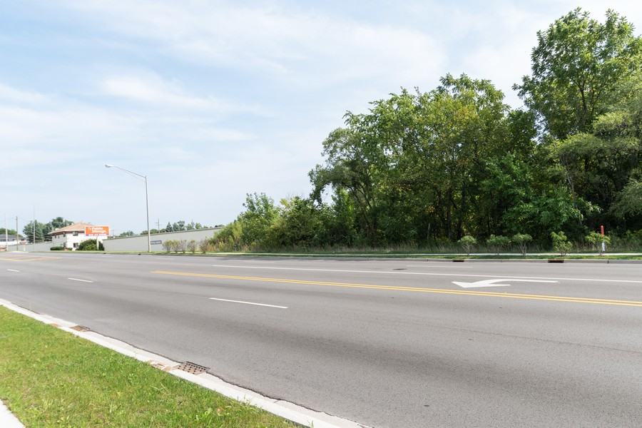 Real Estate Photography - LOT 1 Sheffer Rd., Aurora, IL, 60502 -