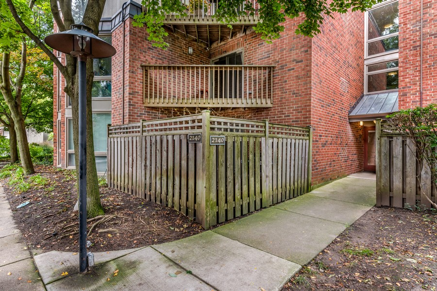 Real Estate Photography - 2140 N Lincoln Ave, 5305, Chicago, IL, 60614 - Front View