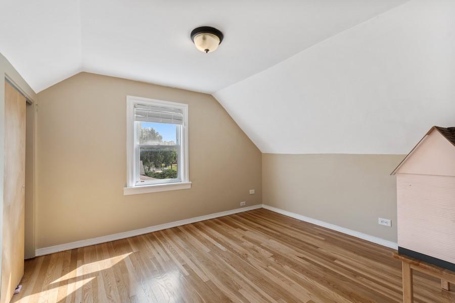 Real Estate Photography - 23W528 Burdette Avenue, Carol Stream, IL, 60188 - 2nd Bedroom
