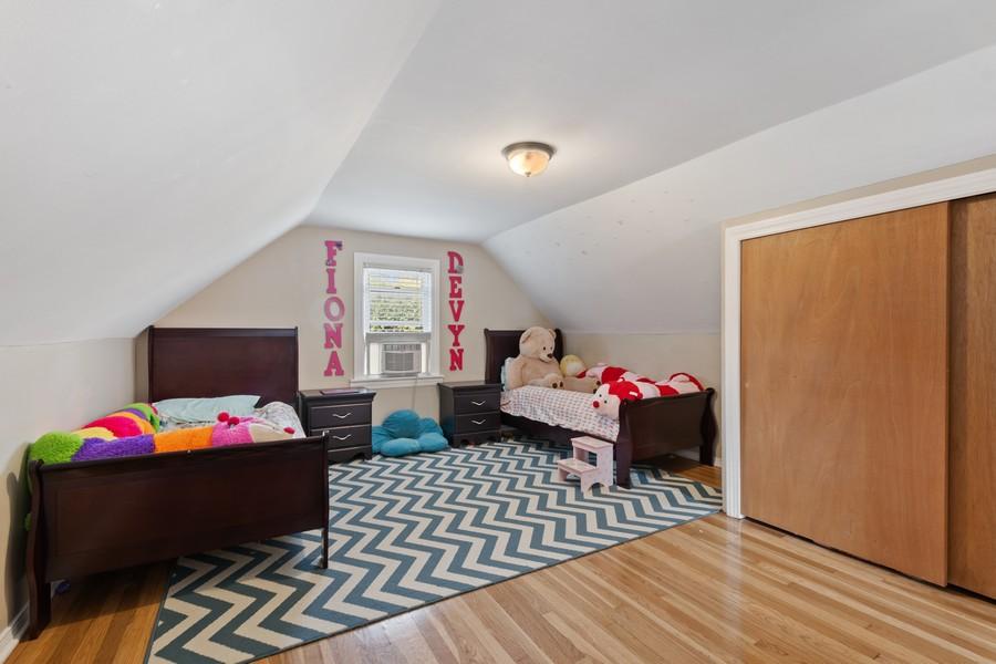 Real Estate Photography - 23W528 Burdette Avenue, Carol Stream, IL, 60188 - 3rd Bedroom