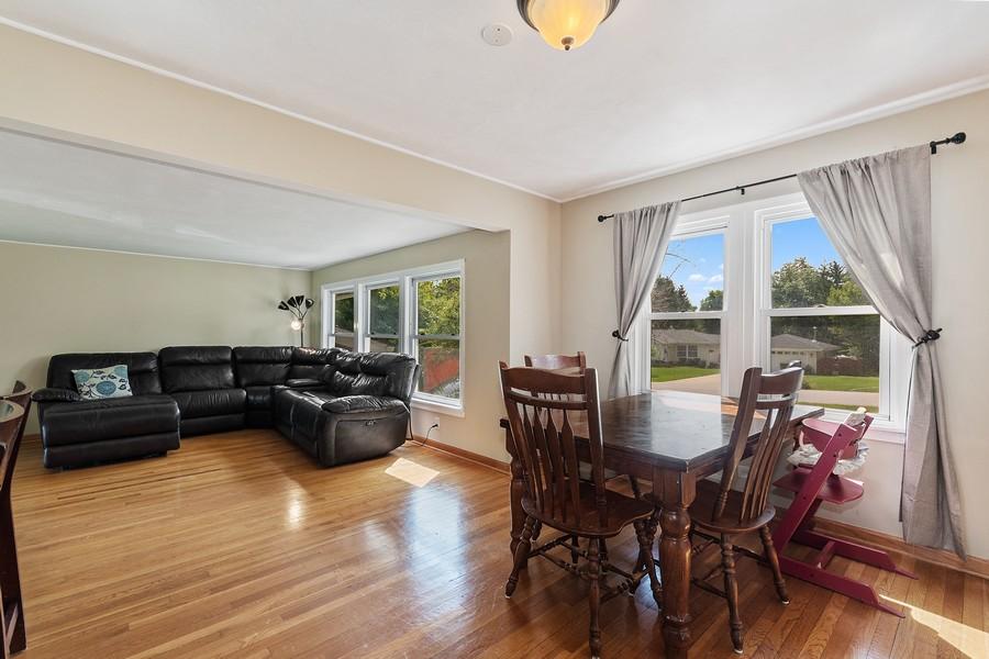 Real Estate Photography - 23W528 Burdette Avenue, Carol Stream, IL, 60188 - Dining Room