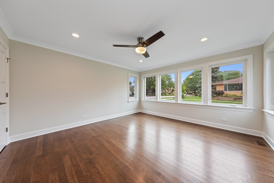 Real Estate Photography - 474 Uvedale Court, Riverside, IL, 60546 - Master Bedroom