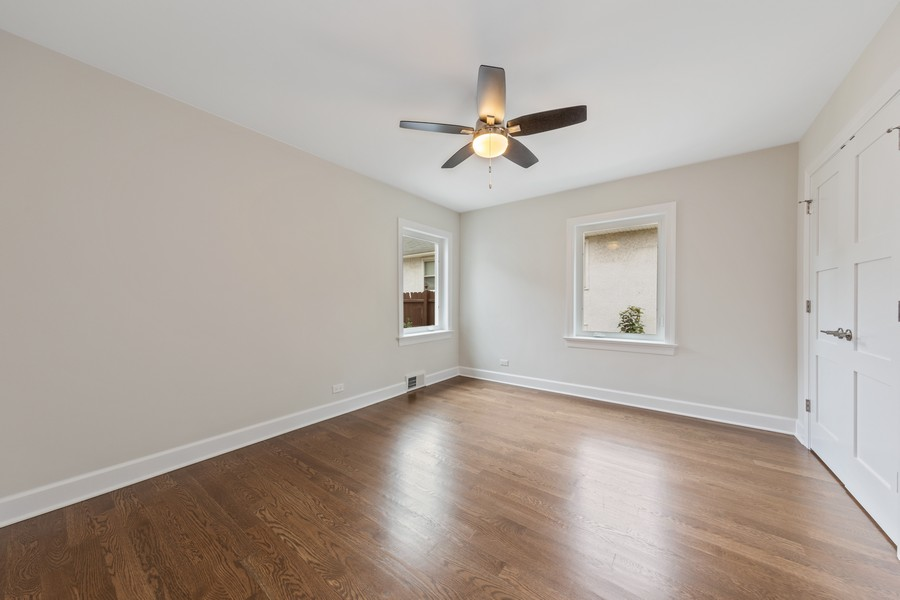 Real Estate Photography - 474 Uvedale Court, Riverside, IL, 60546 - 2nd Bedroom