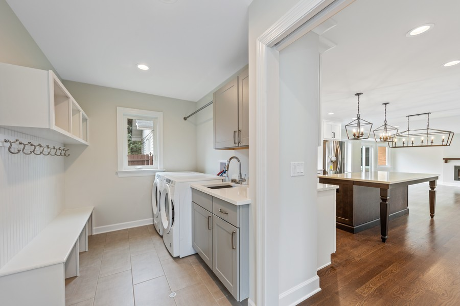 Real Estate Photography - 474 Uvedale Court, Riverside, IL, 60546 - Mudroom