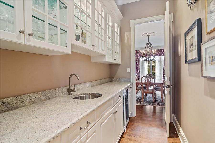 Real Estate Photography - 4 Kensington Drive, North Barrington, IL, 60010 - Butler's Pantry