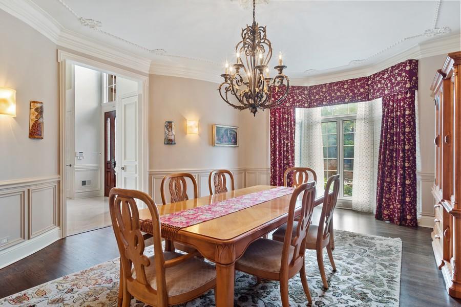 Real Estate Photography - 4 Kensington Drive, North Barrington, IL, 60010 - Formal Dining Room