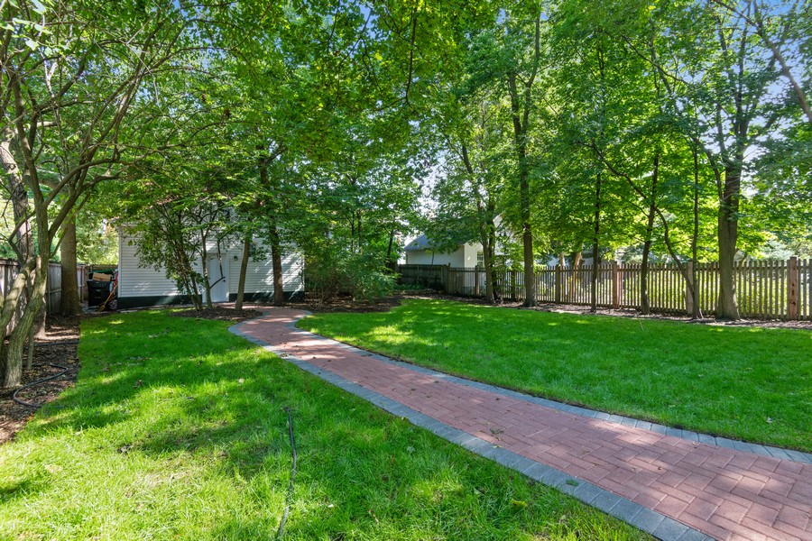 Real Estate Photography - 1625 Judson Ave, Evanston, IL, 60201 - Back Yard