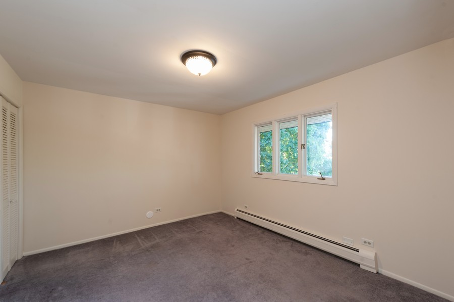 Real Estate Photography - 520 E Main St, Unit 2B, Barrington, IL, 60010 - 2nd Bedroom