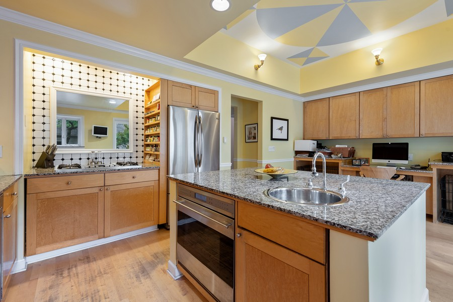 Real Estate Photography - 1255 W Webster, Chicago, IL, 60614 - Kitchen