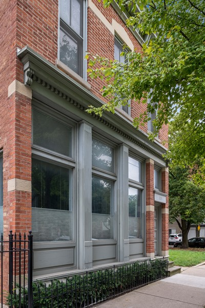 Real Estate Photography - 1255 W Webster, Chicago, IL, 60614 - Front View