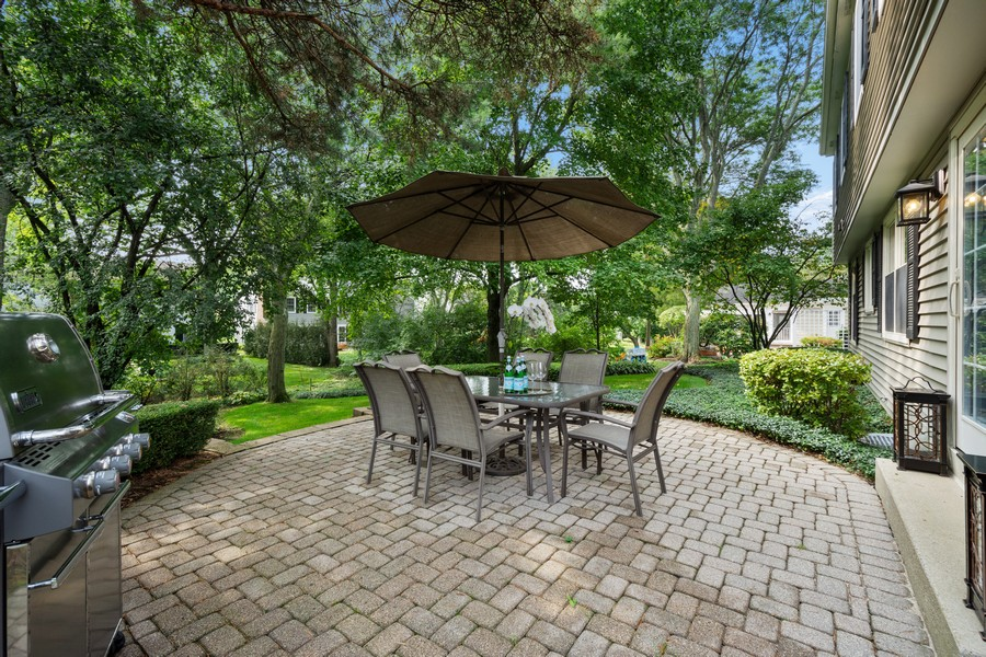 Real Estate Photography - 415 Westwood Drive, Barrington, IL, 60010 - Patio