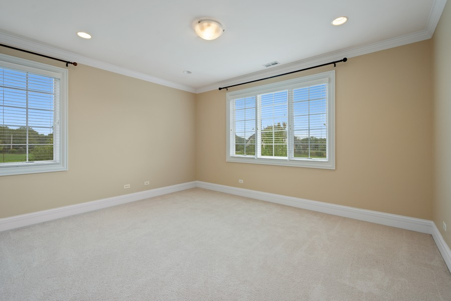 Real Estate Photography - 22106 N Greenmeadow Dr, Kildeer, IL, 60047 - 3rd Bedroom