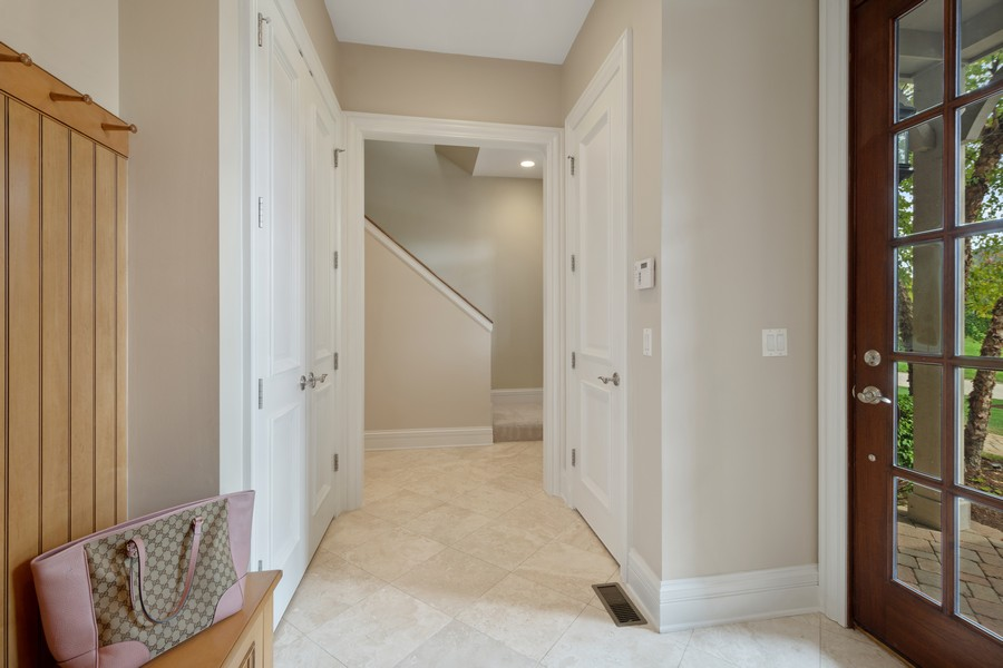 Real Estate Photography - 22106 N Greenmeadow Dr, Kildeer, IL, 60047 - Mudroom