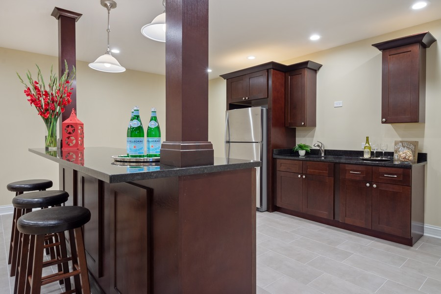 Real Estate Photography - 22106 N Greenmeadow Dr, Kildeer, IL, 60047 - 2nd Kitchen