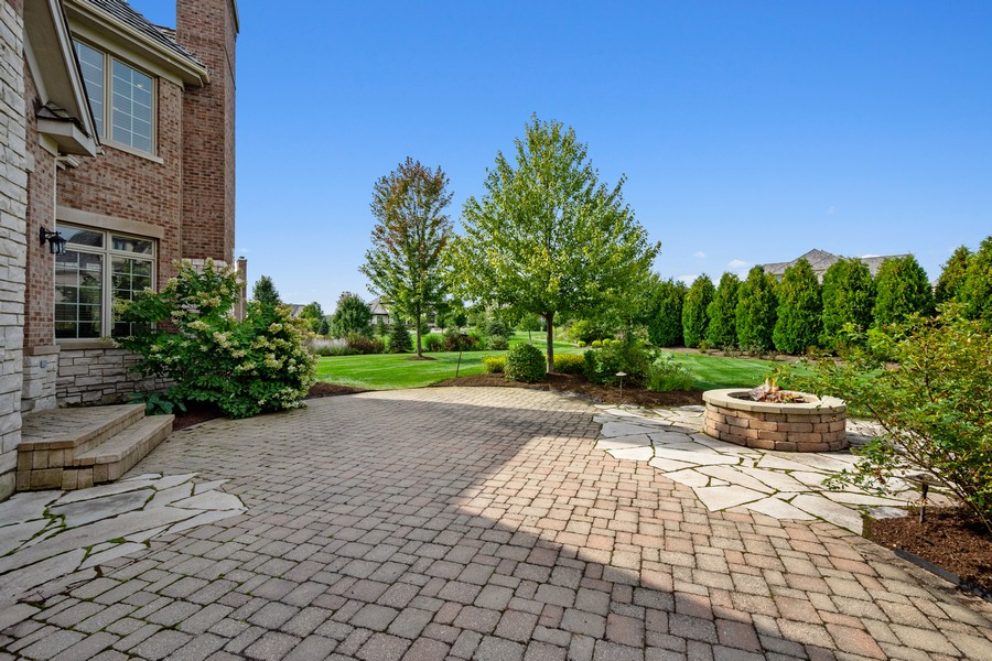 Real Estate Photography - 22106 N Greenmeadow Dr, Kildeer, IL, 60047 - Patio