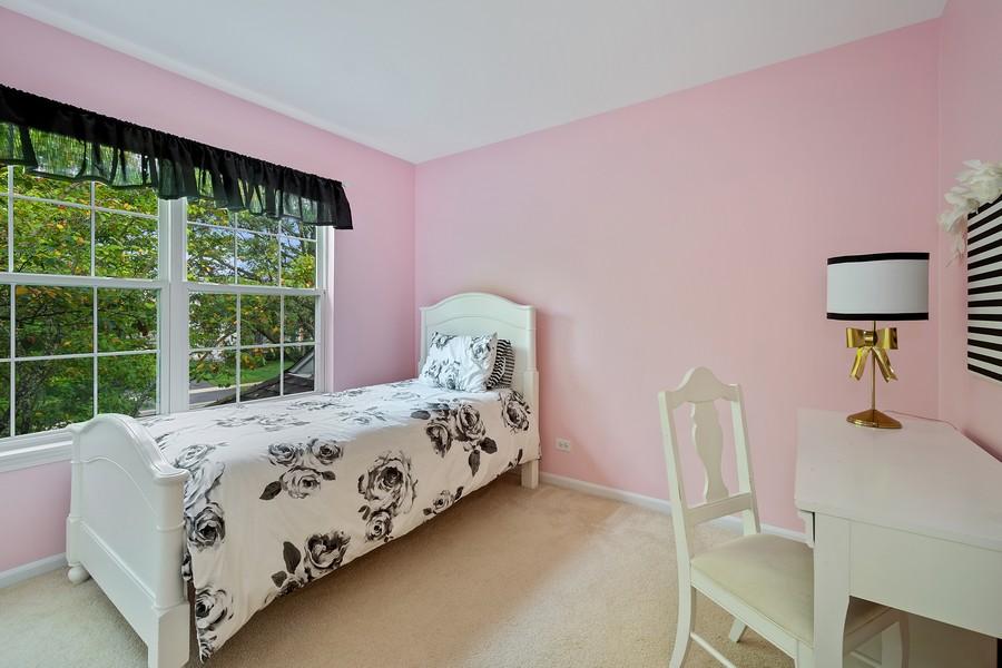 Real Estate Photography - 9162 Primrose Ln, Fox River Grove, IL, 60021 - 2nd Bedroom