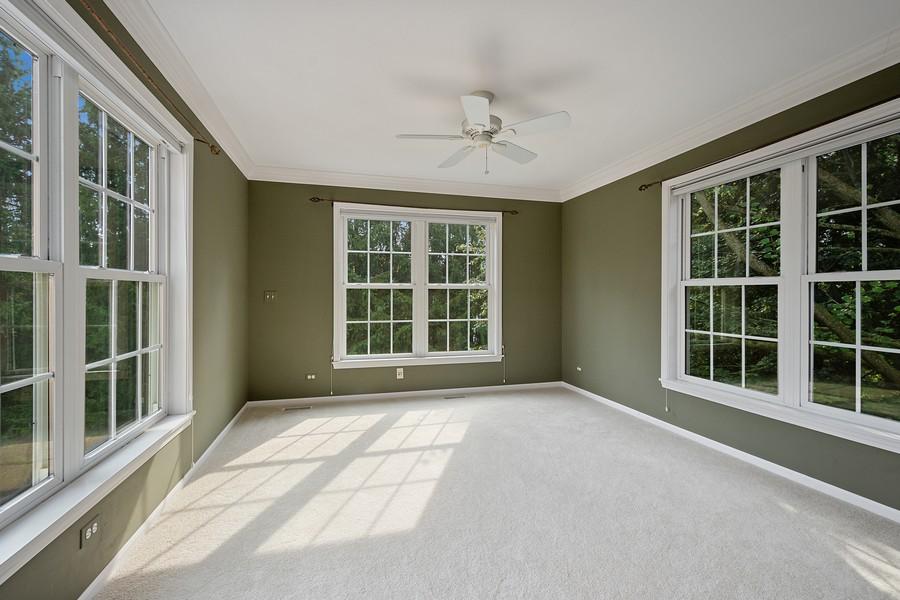 Real Estate Photography - 9162 Primrose Ln, Fox River Grove, IL, 60021 - Master Bedroom