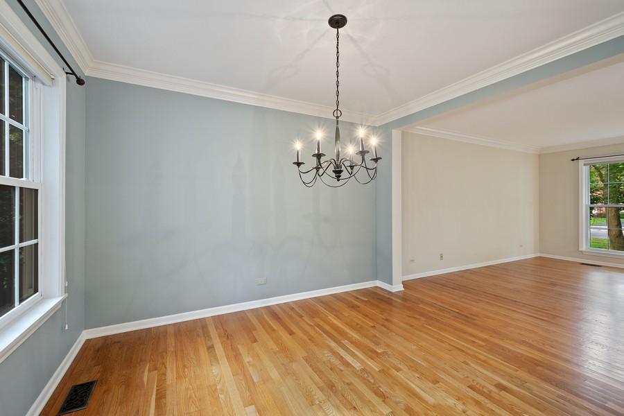 Real Estate Photography - 9162 Primrose Ln, Fox River Grove, IL, 60021 - Dining Room