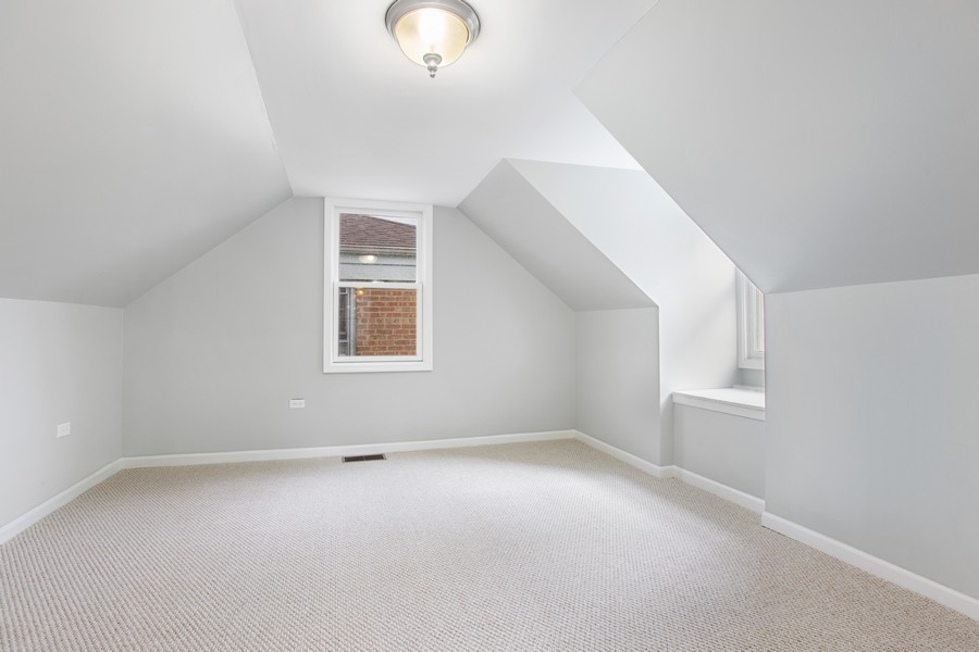 Real Estate Photography - 10324 S SAWYER AVENUE, CHICAGO, IL, 60655 - Bedroom