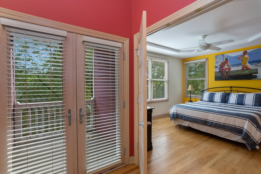 Real Estate Photography - 115 Power Ln, Michigan City, IN, 46360 - Master Bedroom