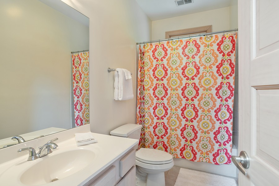 Real Estate Photography - 115 Power Ln, Michigan City, IN, 46360 - Bathroom