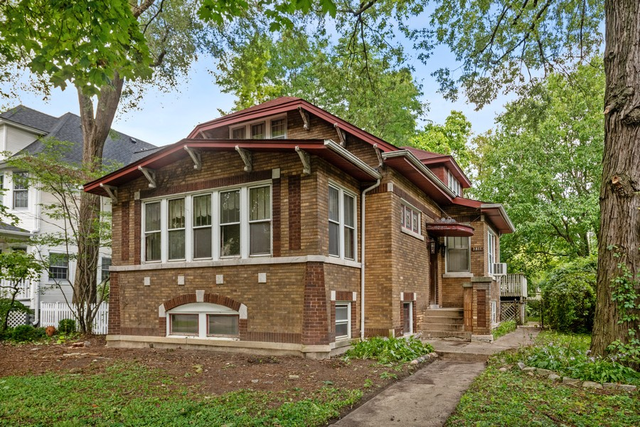 Real Estate Photography - 3811 N Kildare, Chicago, IL, 60641 - Front View