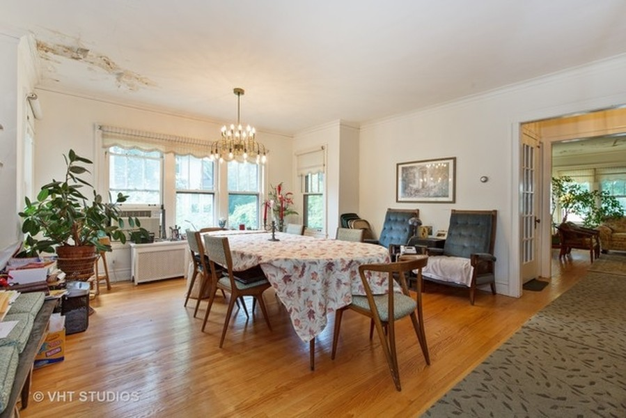 Real Estate Photography - 3811 N Kildare, Chicago, IL, 60641 - Dining Room