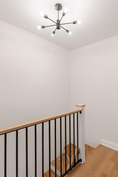 Real Estate Photography - 2335 W Altgeld, Chicago, IL, 60647 - Hallway
