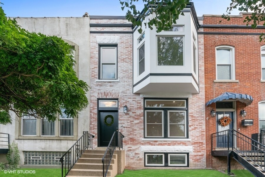 Real Estate Photography - 2335 W Altgeld, Chicago, IL, 60647 -
